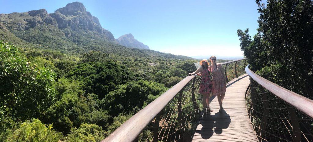 Kirstenboschin kävelysilta