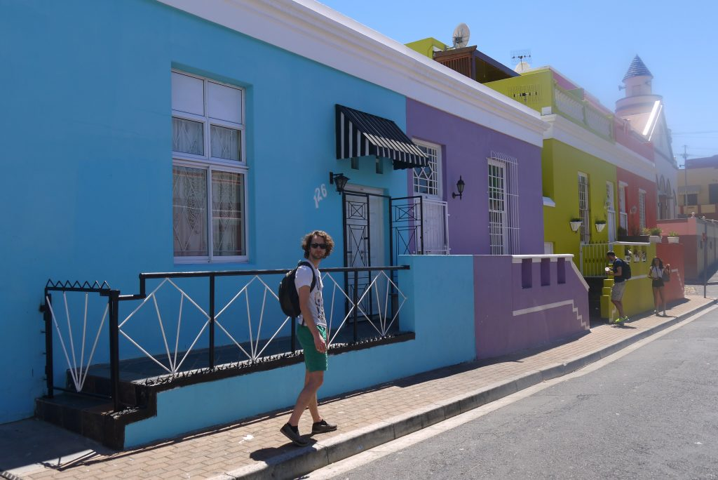Kävelyä Bo-Kaapissa