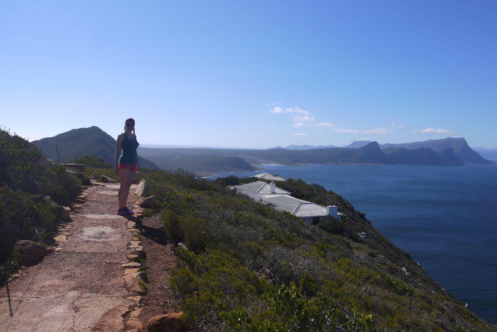 Cape Pointin upeat maisemat