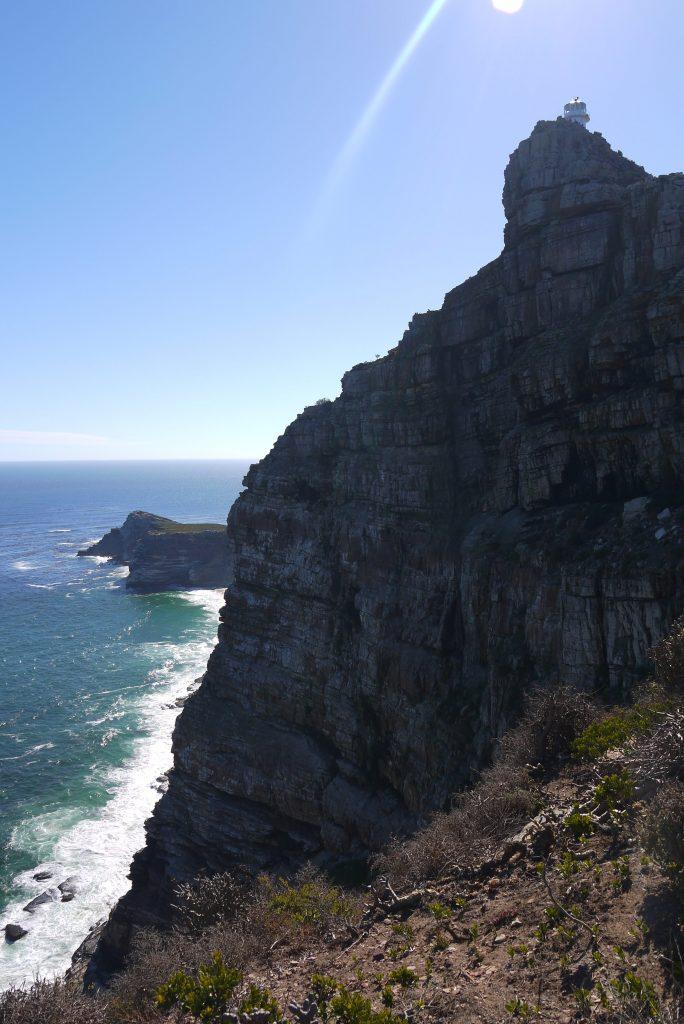 Cape Pointilla oli jylhät näkymät