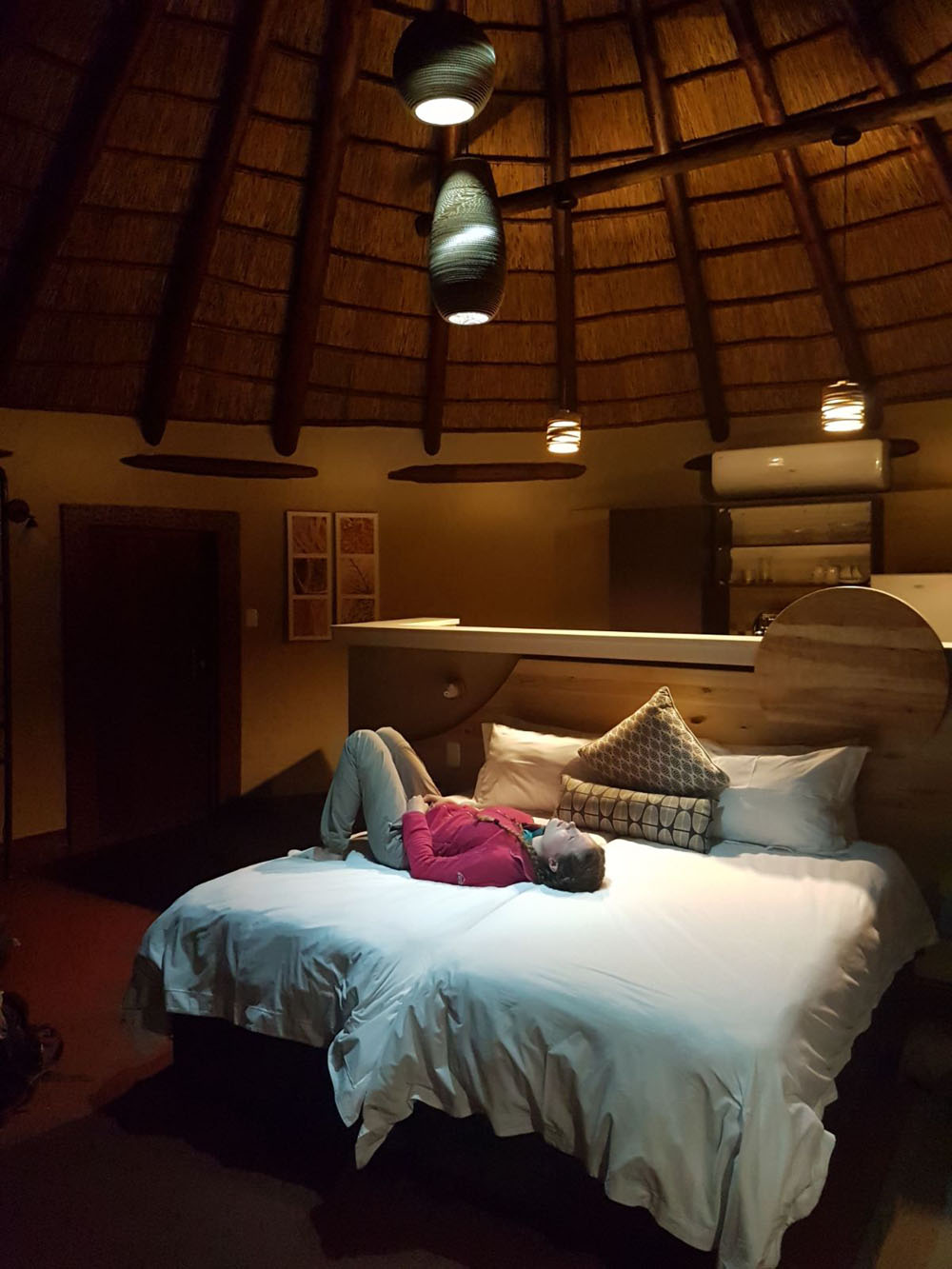 Nyathi Rest Campin maja