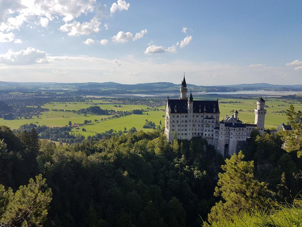 Neuschwanstein linna