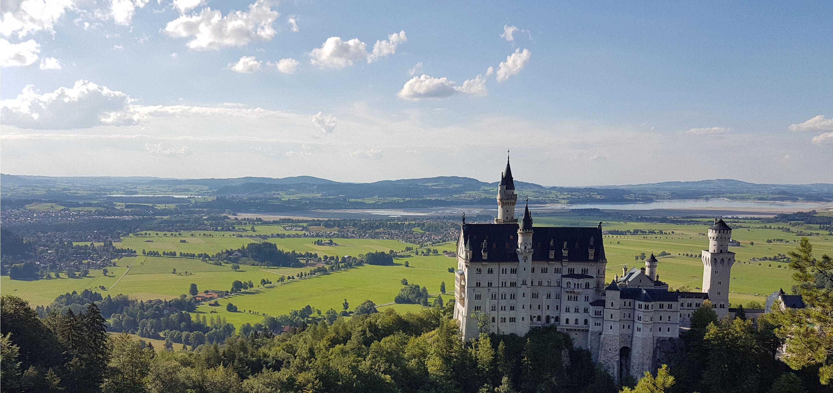 Neuschwansteinin linna Baijerissa