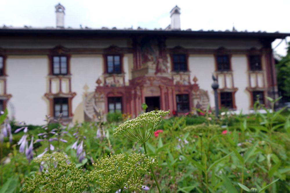 Rakennus Oberammergaussa