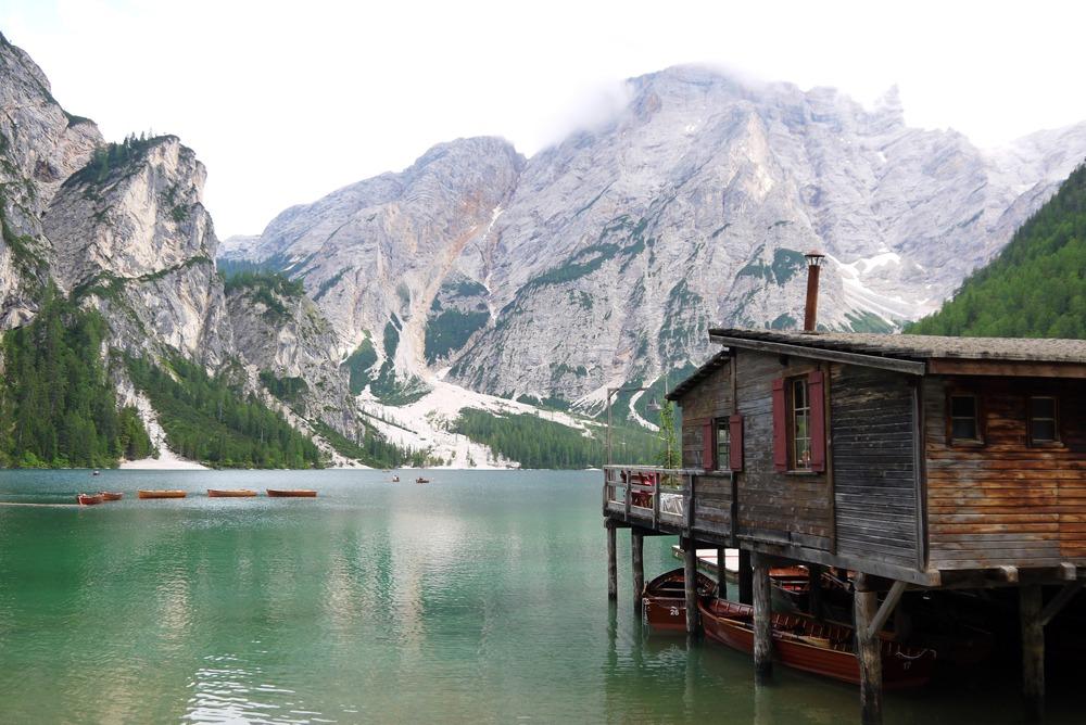 utuinen Lago di Braies