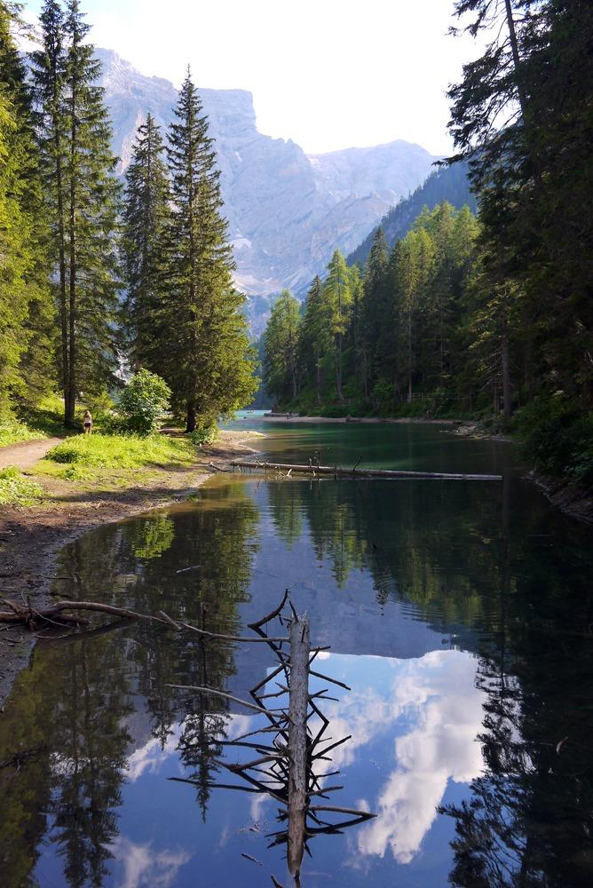 Maisemia Lago di Braesilla