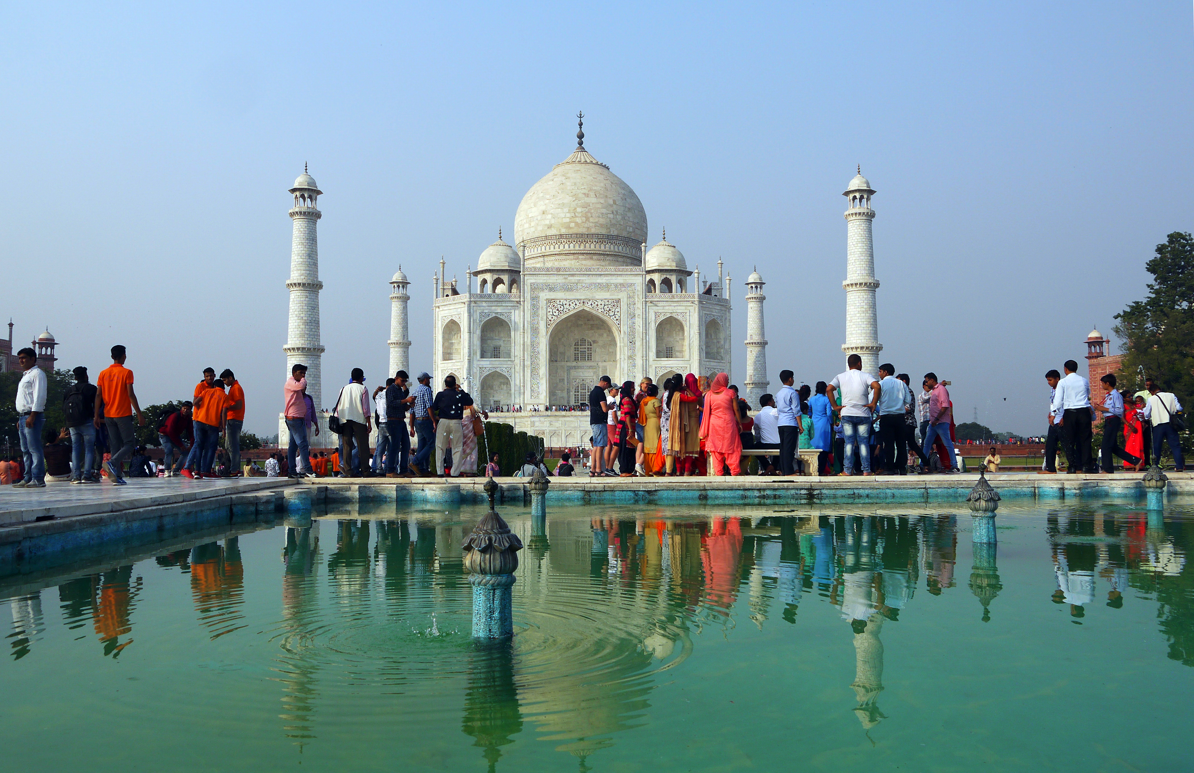 kaunis Taj Mahal