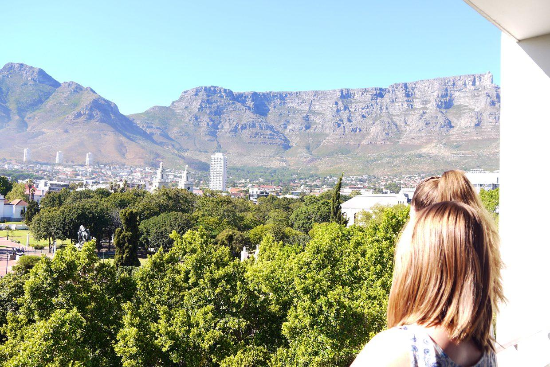 näkymät Kapkaupunkiin