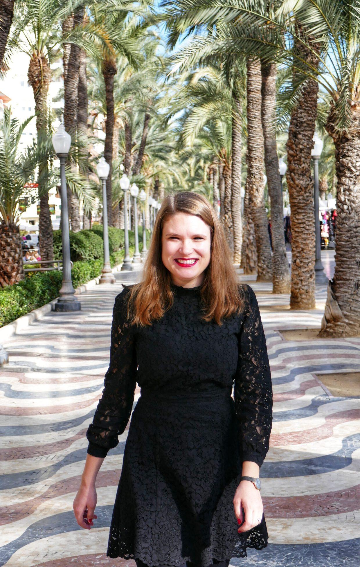 Rantapromenadilla Alicantessa Espanjassa