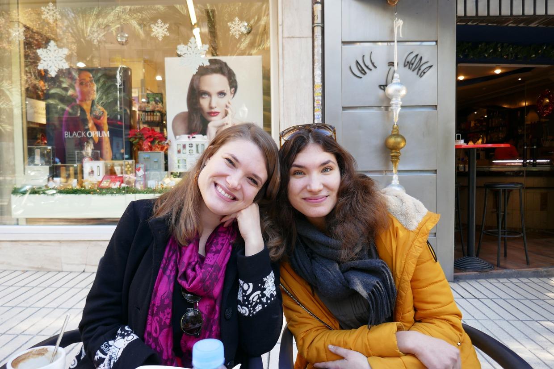 Minä, sisko ja Angelina Alicantessa