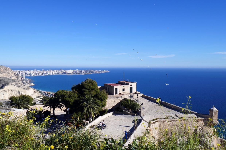 kauniit Santa Bárbaran näkymät