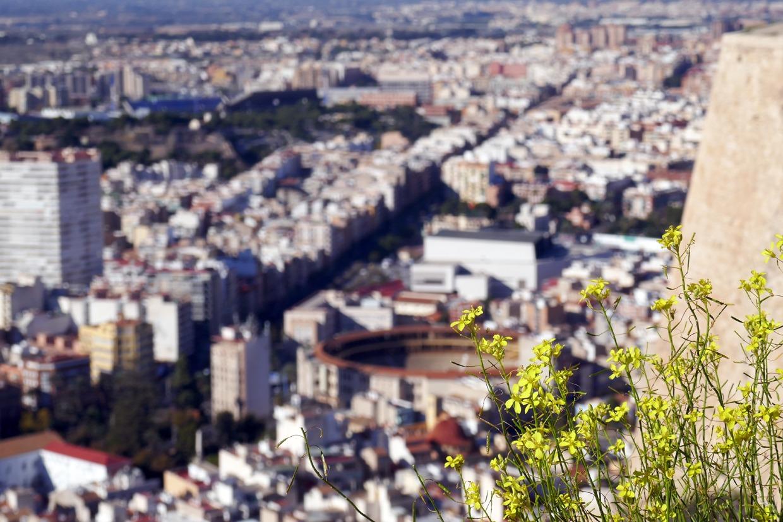 Alicante yläilmoista