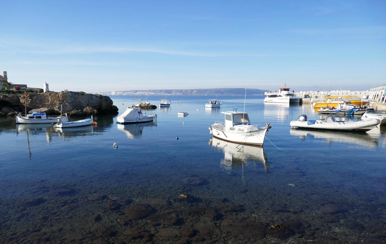 Tabarcan saaren upea vesi ja maisemat