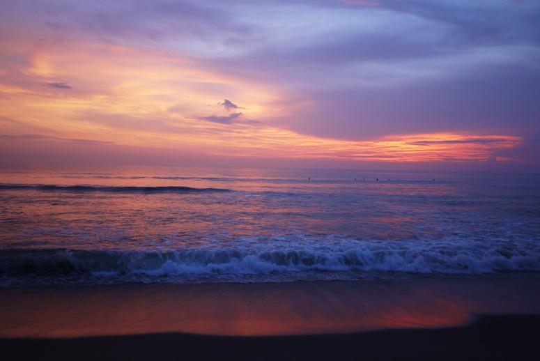Auringonlasku Balilla 2012