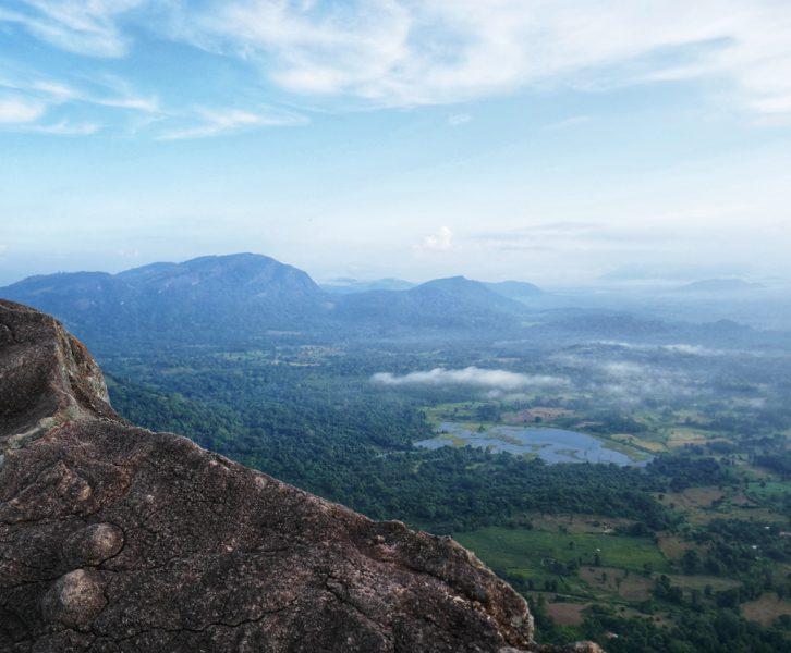Patikointimaisema Sri Lankassa