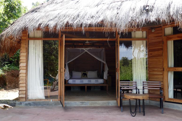 Bungalow Gal Oya Eco Lodgessa