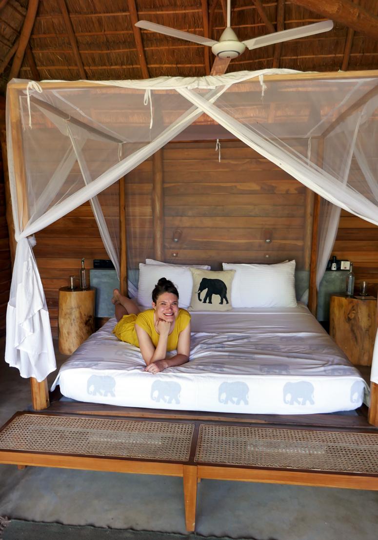 Gal Oya Eco Lodge Sri Lankassa