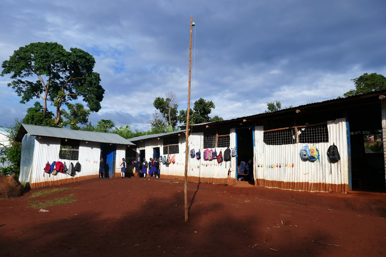 kenialainen koulu