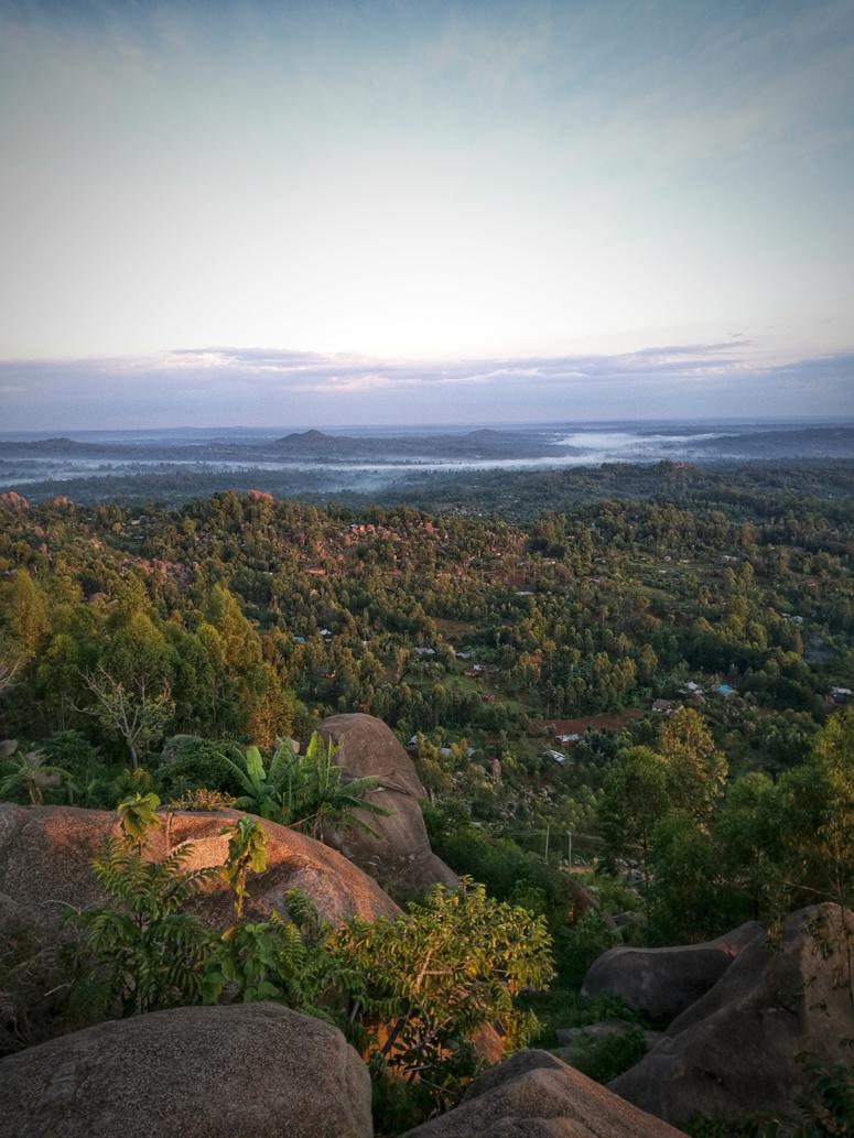 aamusumua Keniassa