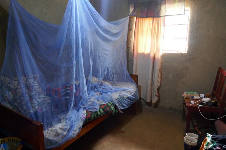 huoneeni Keniassa