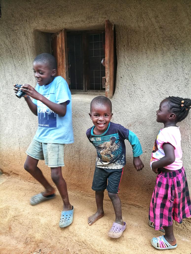 Vauhdikkaat host-perheeni lapset