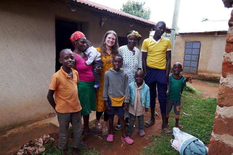 Kenian perheeni