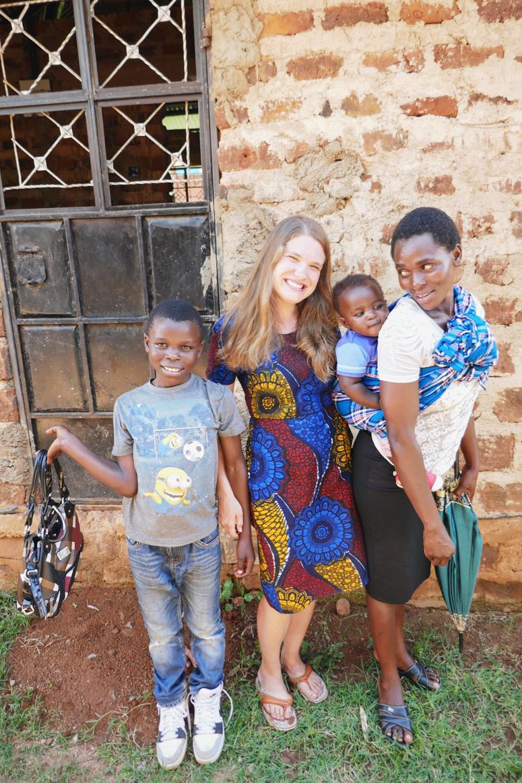 Kenia-perheeni