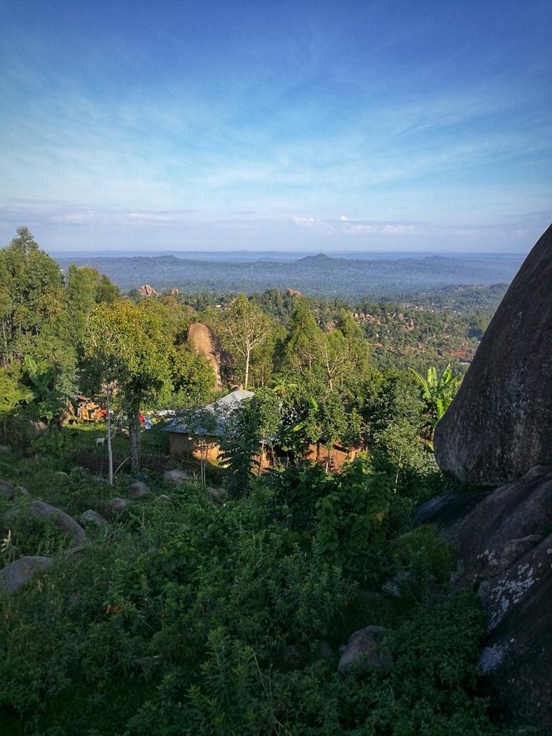 aamu Keniassa