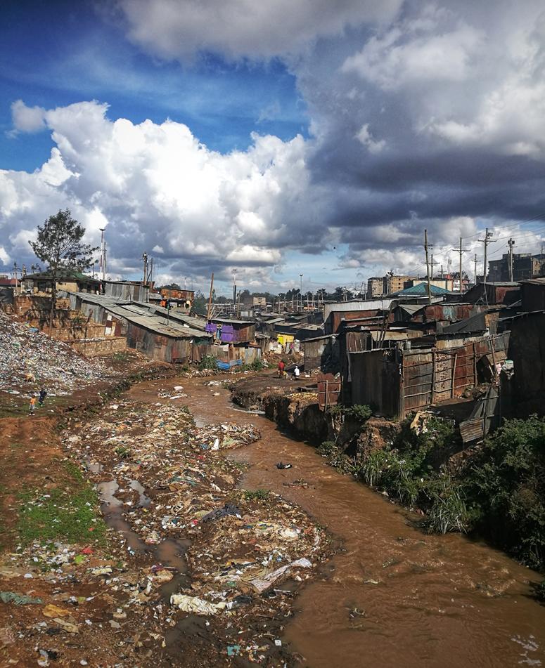 Nairobin slummi