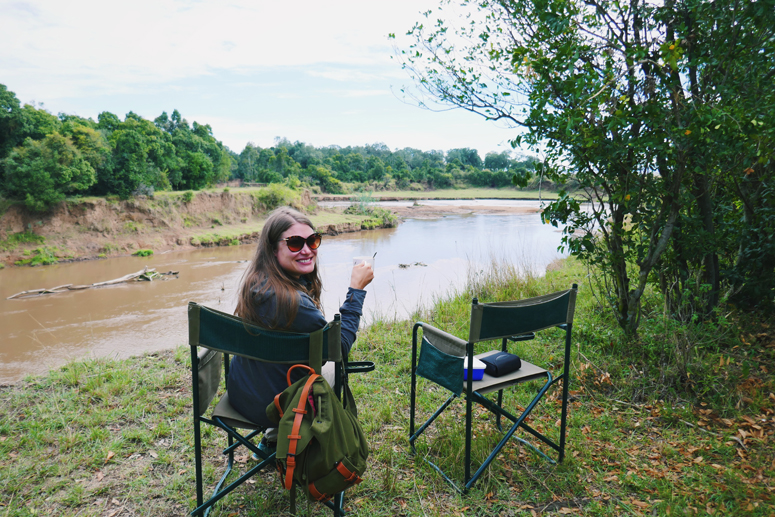aamupalalla Mara-joella