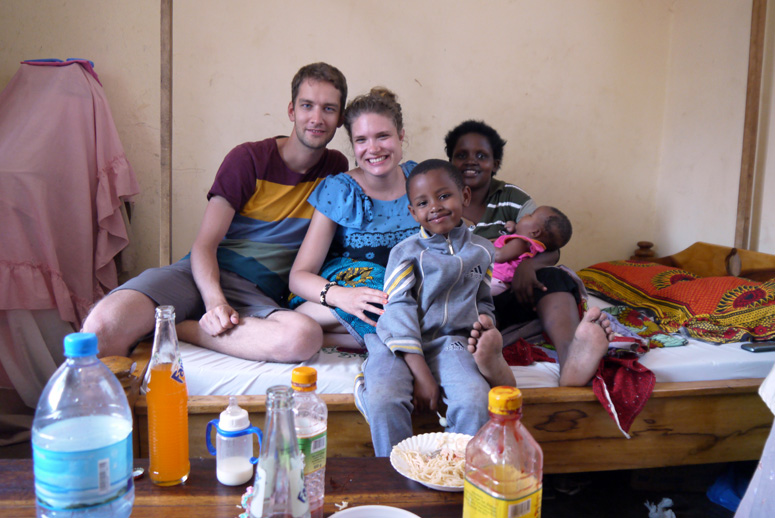 Tansanian häämatka