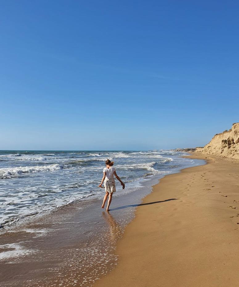 Aamukävelyllä Costa Blancalla